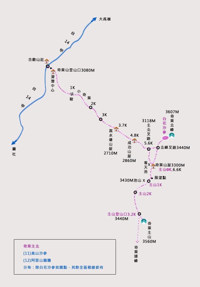Cilai-map